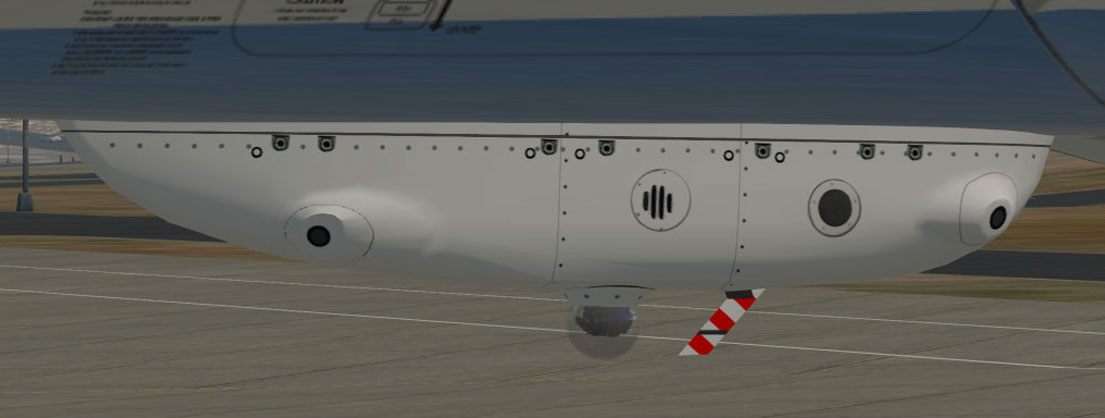 Peter's aircraft for x-plane